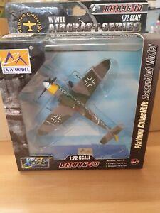 Easymodel Messerschmitt Me Bf-109G-10 1945 German Model 1:72 + Stand 37201 plane