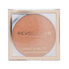 Make up REVOLUTION BAKE & BLOT  PEACH