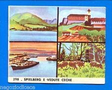 EUROPA - Imperia 1965 - Figurina-Sticker n. 298 - SPIELBERG E VEDUTE CECHE -Rec