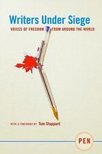 Writers Under Siege: Voices of Freedom from Around the World (A Pen-ExLibrary
