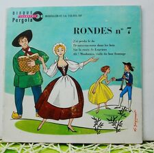 """4558MAÎTRISE DE LA R.T.F.* – RONDES N° 77"""""""