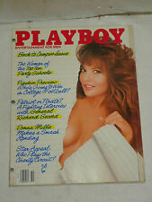 """Playboy Magazine October 1987 """"Cover: Back to Campus Issue"""" SNY,CAT,ES,WE,L"""