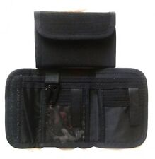 TAS WALLET HEAVY DUTY MILITARY STYLE MULTI SLEEVE BLACK