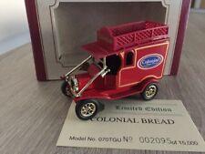 Oxford Diecast Colonial Bread Ford Model T Van Limited Edition 070TGU