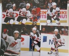 HUGE LOT OF 14  NEW JERSEY DEVILS  8 x 10 PHOTOs VINTAGE
