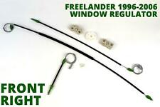 LAND ROVER FREELANDER WINDOW REGULATOR REPAIR SET KIT FRONT RIGHT