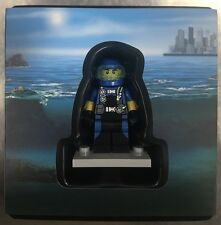 Lego CUBE 5004077 Minifigures RARE Limited Target EXCLUSIVE Scuba Diver CITY