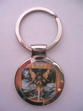 Jethro Tull Key Chain Logo Keychain, Jethro Tull Broad Sword and Beast key chain