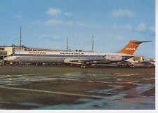 Postcard 1252 - Aircraft/Aviation Douglas DC9-82 Viasa Venezuela