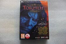 PLANESCAPE TORMENT: ENHANCED EDITION PC DVD BOX, POLISH ENGLISH ARTBOOK
