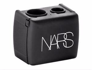 NARS Official Eyeliner Eye Pencil Sharpener Black 2 Holes Thick Thin Dual