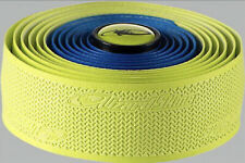 Lizard Skins DSP Bar Tape 2.5mm Dual Color Yellow/Blue -NEW
