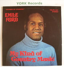 EMILE FORD - My Kinda Of Country Music - Ex LP Record Transdisc TRLPS 007