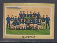 FKS - Soccer Stars 78/79 Golden Collection - # 113 Everton Team Group