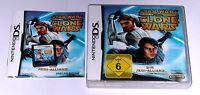 Spiel: STAR WARS THE CLONE WARS JEDI ALLIANZ für Nintendo DS + Lite + 3DS + 2DS