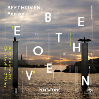 Beethoven / Haimovit - Oxingale Series 1: Beethoven Period [New SACD] H