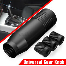 Universal Car Manual Transmission MT Gear Stick Shift Shifter Lever Knob Black