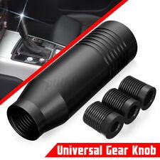 Universal Car Manual Transmission MT Gear Stick Shift Shifter Lever Knob Black