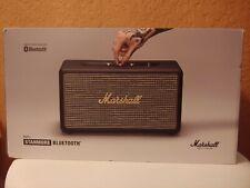 NEW Marshall Stanmore Portable  Bluetooth Speaker Black 4091627