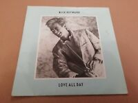 """NICK HEYWARD * LOVE ALL DAY * 7"""" SINGLE P/S EXCELLENT 1984"""