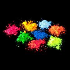 Tagesleuchtpigmente Schwarzlicht UV-Pigmente Leuchtpigmente