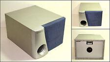 KENWOOD CRW-NV701 Passive Sub Woofer Speakers (80W, 6 Ohms)