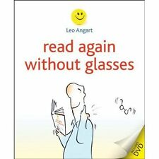 Very Good 1845908910 Paperback Read Again Without Glasses (includes DVD) Leo Ang