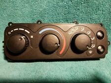 SHIPS SAME DAY! Chrysler 04698198AC Climate Control Module AC Heater  04698198AB