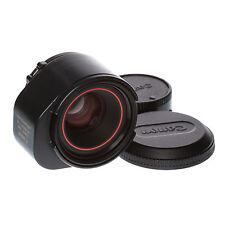 Canon Lens AC 50mm 1:1,8 Standardobjektiv mit Autofokus für Canon T80