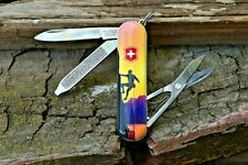 Victorinox Classic Sd Climb High Original Swiss Army Knife New! Authentic!