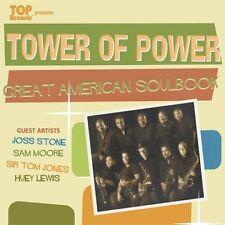 Tower Of Power - Great American Soulbook [CD]