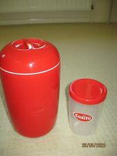 EasiYo Yogurt Maker - Red 1kg - New Shape- WITH BAFFLE