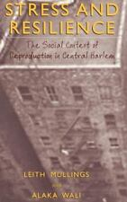 Stress and Resilience: The Social Context of Reproduction in Central H-ExLibrary