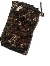 NWT Saddlebred Men's Size S Pajama/Lounge Pants Deer Camoflauge Print