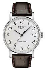*BRAND NEW* Tissot Men's T-Classic Swissmatic White Dial Watch T1094071603200
