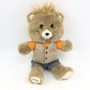 Teddy Ruxpin (2017) Animated Talking Bear Bluetooth LCD Eyes-Tested/Works