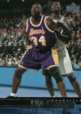 1999-00 Upper Deck #59 Shaquille O'Neal LA Lakers Basketball (2018-0691)