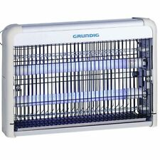 Zanzariera Elettrica Anti Zanzare Mosche 2 Lampade UV LED 2W Elettroinsetticida