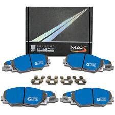 2012 Fits Infiniti FX35 Max M1 Ceramic Brake Pads F+R