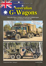 TANKOGRAD 8010 AUSTRALIAN G-WAGONS: MERCEDES BENZ G-KLASSE AND 6X6 GELANDEWAGEN