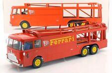 Norev FIAT BARTOLETTI 306/2 FERRARI JCB 1970 Racing Transporter 1:18*