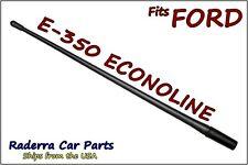 "FITS: '92-'19 Ford E-350 Econoline 13"" SHORT Custom Flexible Rubber Antenna Mast"