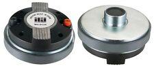 "Pair (2pcs) 800 Watts Titanium Compression 1.35"" Screw-On Horn Driver Tweeter"