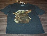 WOMEN'S TEEN STAR WARS STAR WARS The Mandalorian Baby Yoda Child T-shirt XS NEW