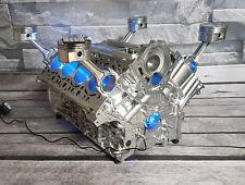Porsche Cayenne 4.5l V8 Engine Block Motor Coffee Table Handmade V12