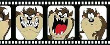 Looney Tunes Tasmanian Devil Wallpaper Border Cartoon Movie Reel Film Wall Decor