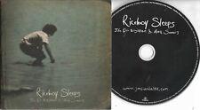 Jonis & Alex Riceboy Sleeps Promo CD Album