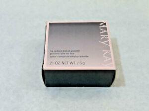 Mary Kay Be Radiant Baked Powder ~ Dusk #037395 ~ NIB ~ Ships FREE