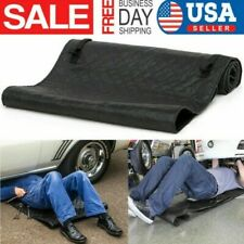 Magic Pad Black Automotive Creeper Rolling Pad For Working On The Ground Tool
