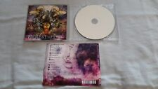 Protest The Hero Fortress Between The Buried & Me Dragonforce Escape Plan UK CD